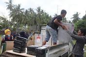 Logistik Pilgub Didistribusikan Ke PPS Di Kecamatan Pasimasunggu