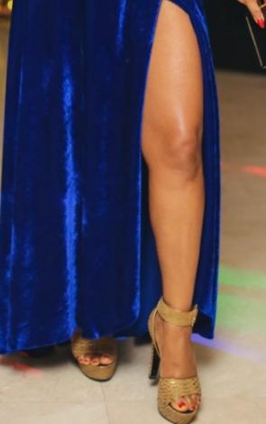 rita dominic sexy legs