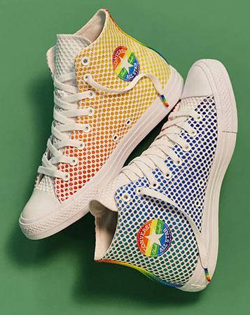 zapatillas Converse colección edicion limitada