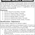 Army Public School And College Attock Cantt Jobs