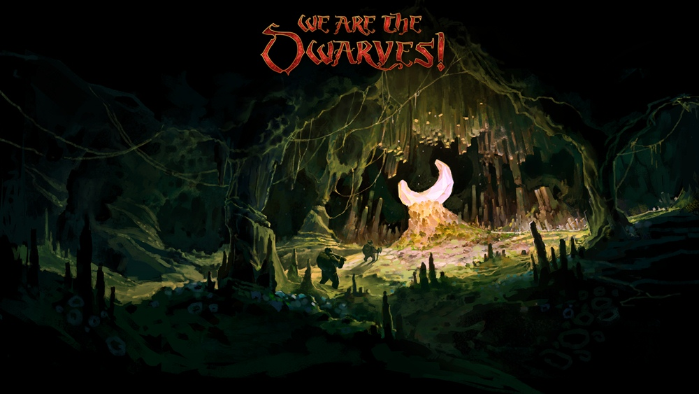 We Are The Dwarves Download Poster