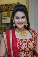 Jenny Honey in Stunning Dark Red Anarkali Dress at Splurge   Divalicious curtain raiser ~ Exclusive Celebrities Galleries 024.JPG