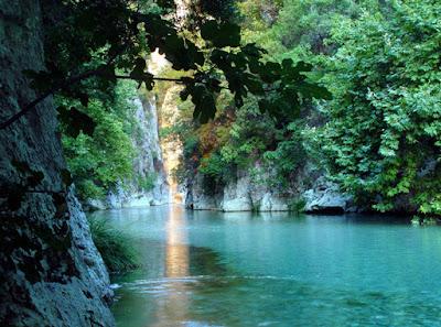 Σχεδιασμός Προγράμματος ολοκληρωμένων παρεμβάσεων για την περιοχή του μυθικού Αχέροντα
