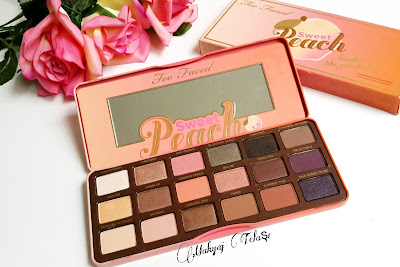 TOO FACED SWEET PECH PALETTE