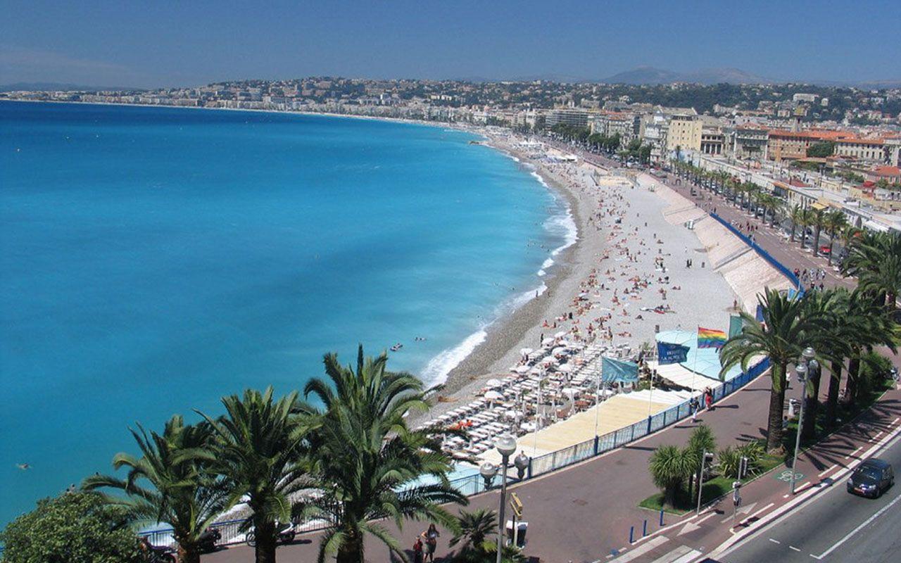 Hd Desktop Wallpaper Nice Cote D Azur South Of France