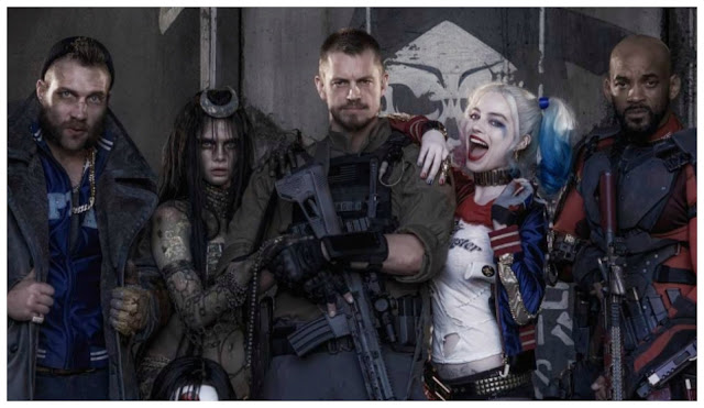 Halloween Costume Ideas Suicide Squad