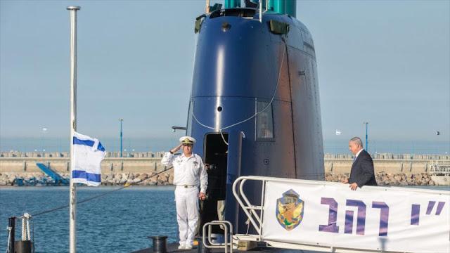 Marina israelí comprará a Alemania tres submarinos nucleares