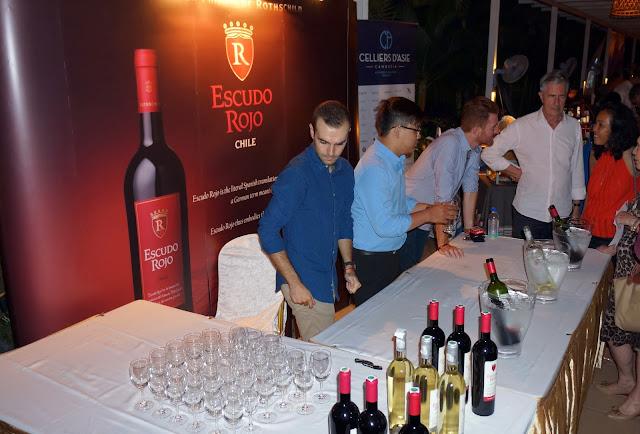 Les vins en vedette