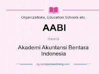 PENERIMAAN MAHASISWA BARU (AABI) 2017-2018 AKADEMI AKUNTANSI BENTARA INDONESIA