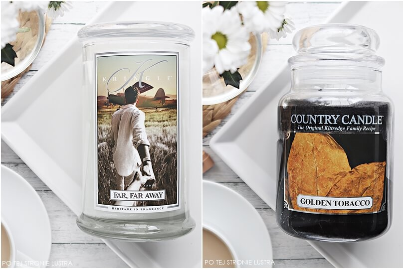 kringle candle far far away i country candle golden tobacco