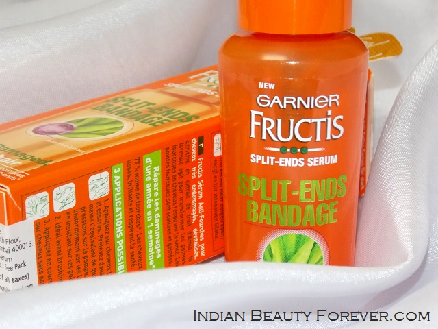 Garnier Fructis Splits Ends Serum review 4