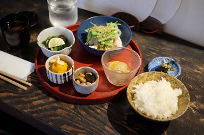 京都府宇治市の古民家カフェ・レストラン ロバ 9月のランチ