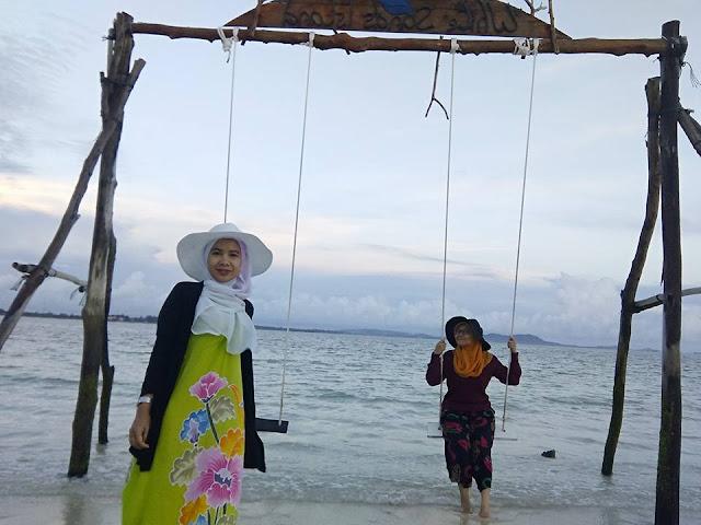 Pantai White Sand Island