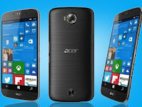 Acer Liquid Jade Primo, Smartphone Hexa-core Windows 10 Berbekal Kamera 21MP & Fitur Continuum
