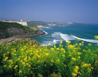 Jeju Island or Island of Gods In South Korea