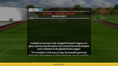 cara instal game dream league soccer