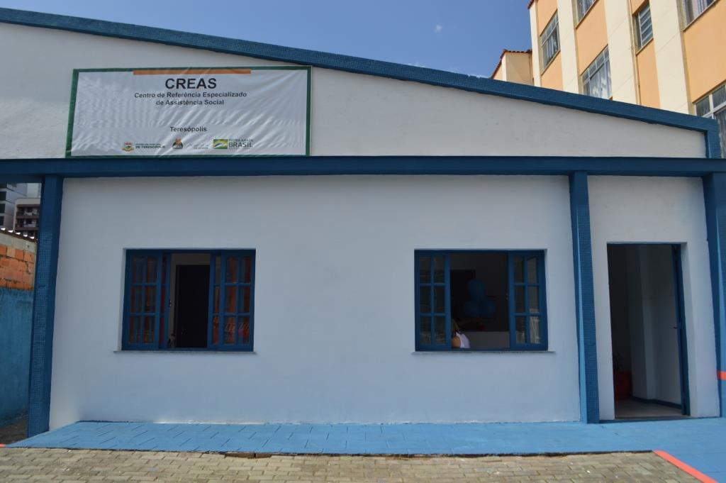 Novo CREAS é inaugurado em Teresópolis, RJ. - Portal Fri Notícias ...