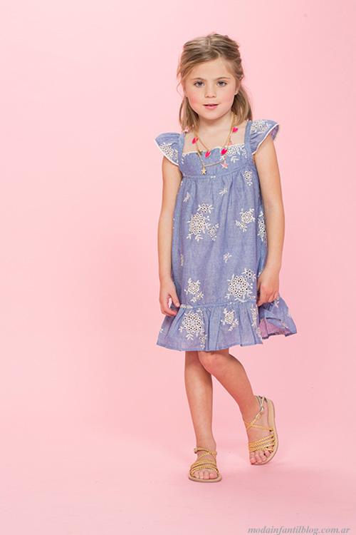moda infantil 2014 pioppa vestidos nenas