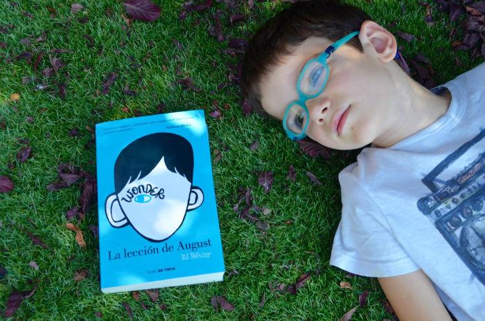 colección wonder, lección August, libros infantiles impescindibles, prevención bullying o acoso escolar