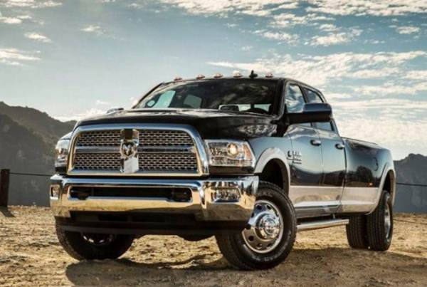 2017 Dodge RAM 3500 Changes