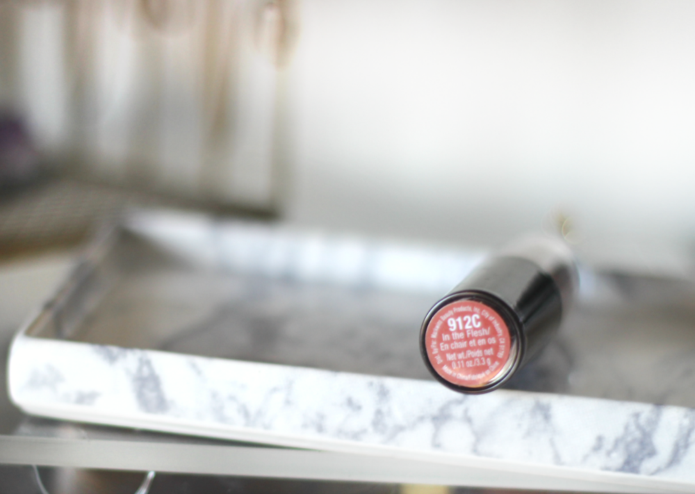 Wet N Wild Mega Last Matte Lip - In The Flesh review and swatch