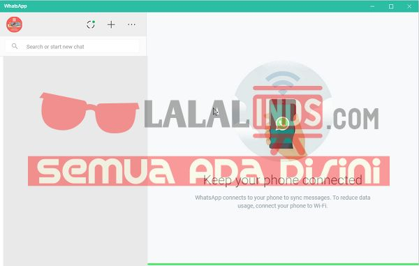 Download WhatsApp 0.2.8082 For PC Terbaru Gratis