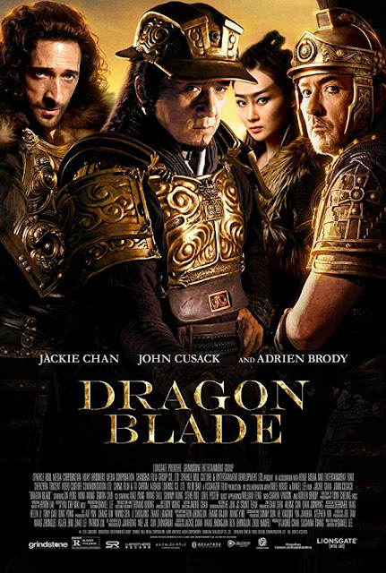 Poster Dragon Blade (2015) Full HD Movie Download Free in Hindi Dubbed 720p