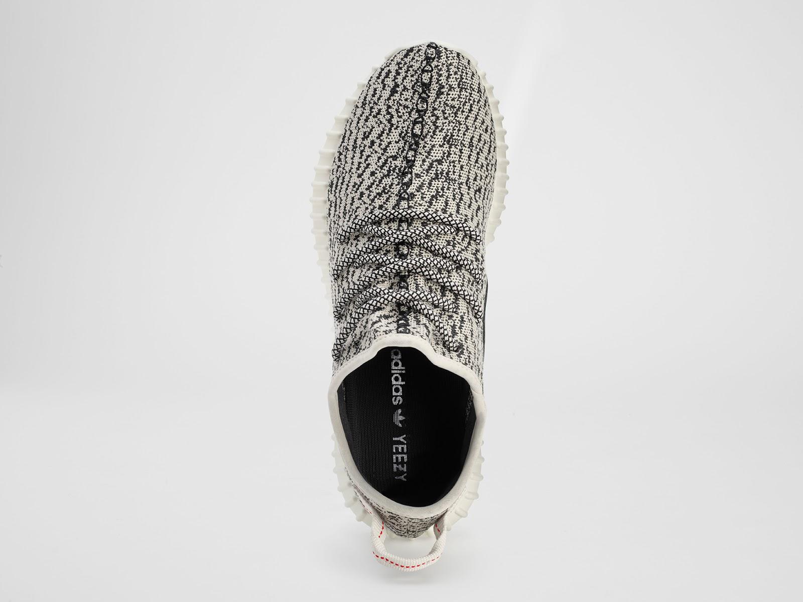 04826ce0 adidas Originals' Yeezy Boost 350 Kanye West