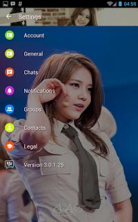 BBM AOA Hyejeong v3.0.1.25 APK