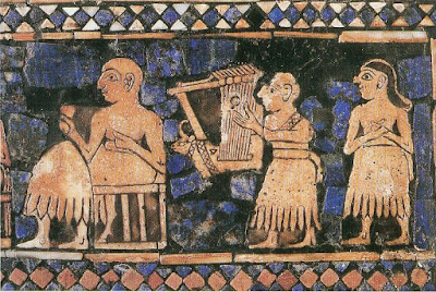энси Лугальанда в XXIV веке до н. э