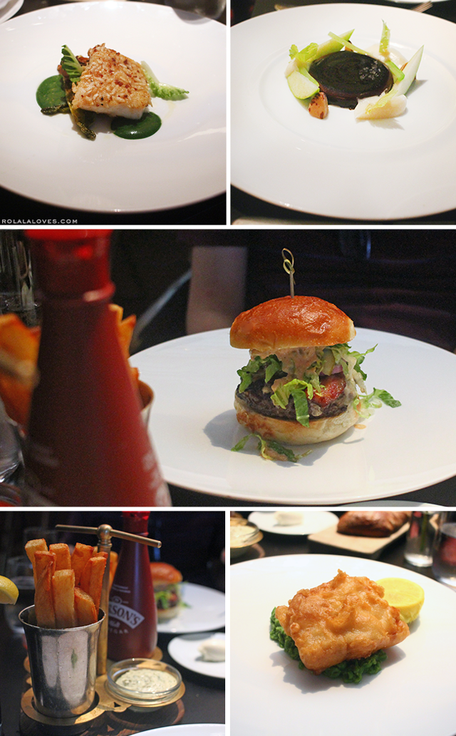 The Clocktower, The Clocktower Review, The Clocktower Restaurant Week