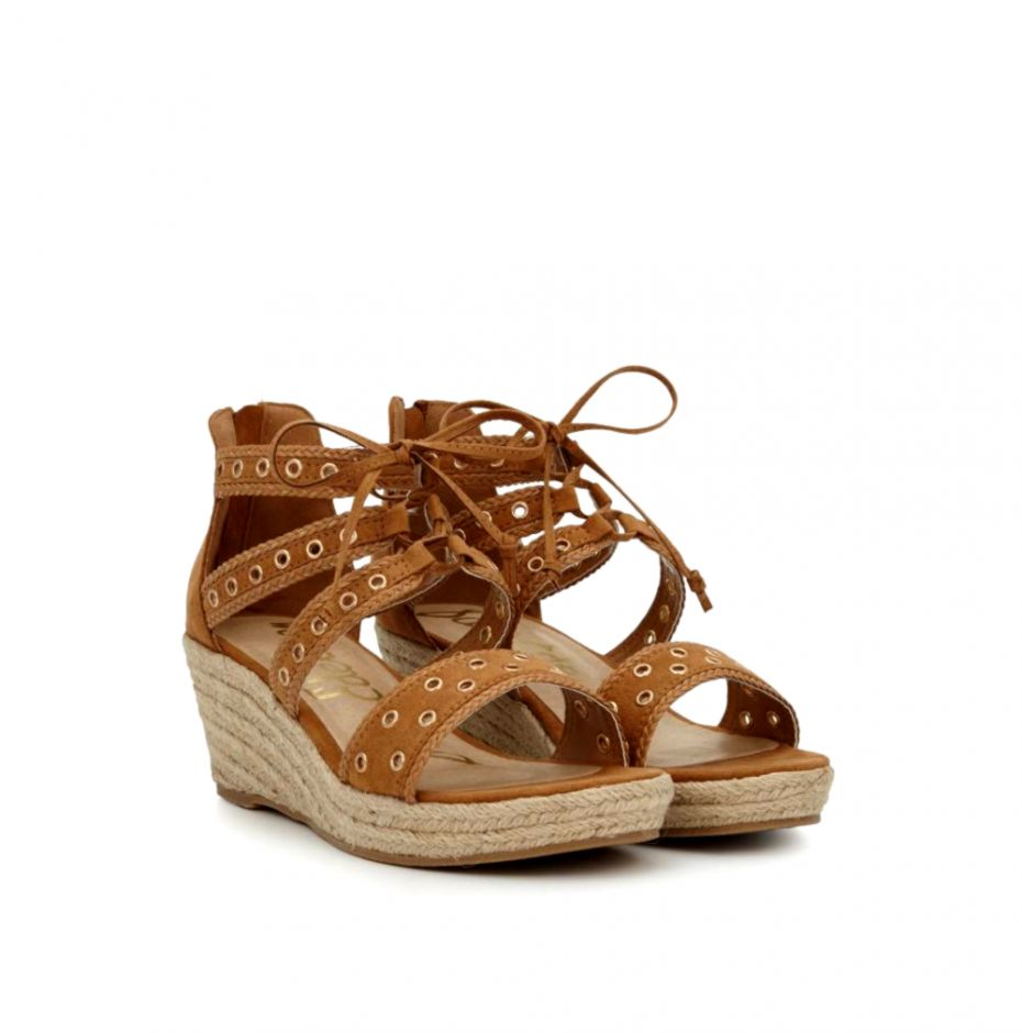 31efd74afdaa Girls Elsie Danielle Wedge Sandal Girls