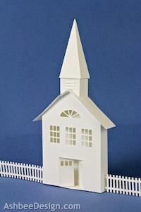 _d Ledge Village Church