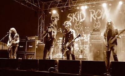 Daftar 10 Lagu Terbaik Grup Band Metal Skid Row Yang Bagus