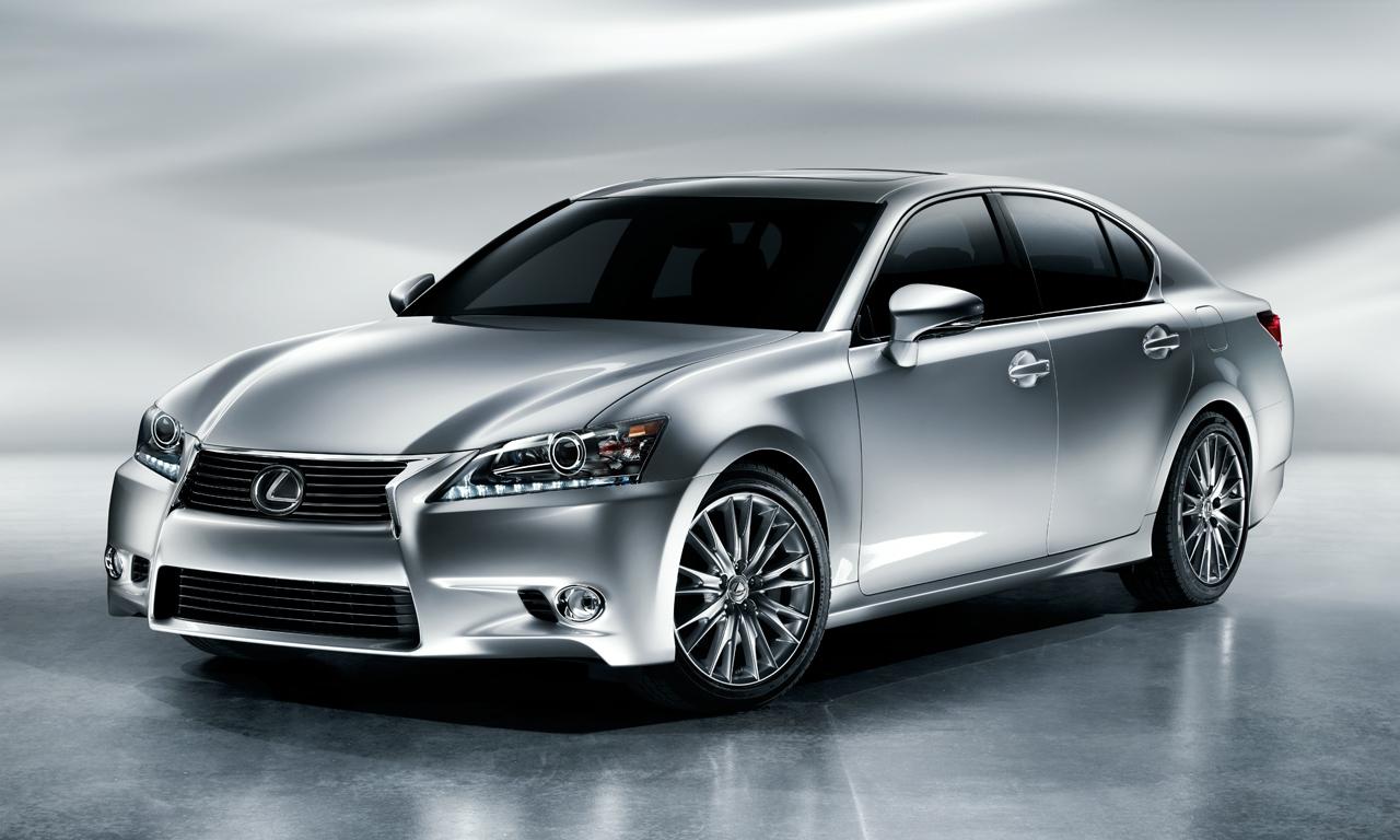 Our Dream Cars: 2013 Lexus GS 350