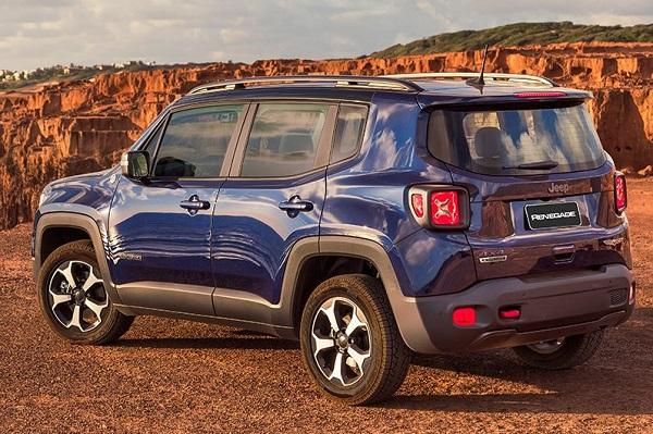Jeep Renegade 2019 Argentina