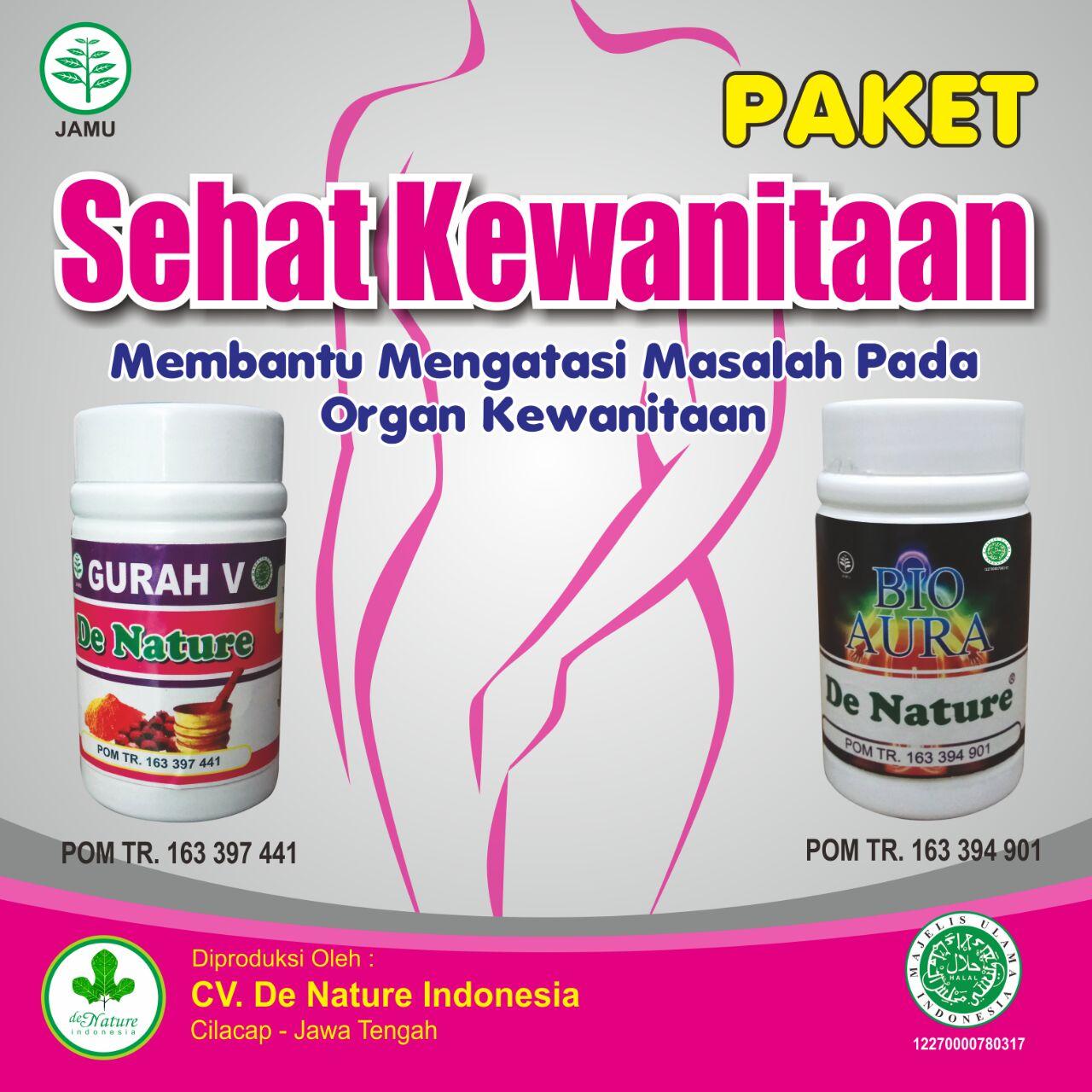 Harga Gurah V Dan Bio Aura Herbal Sehat Kewanitaan Konfirmasi Pil Manjakani Rapet Wangi Perawatan Organ Rekomendasi Obat Keputihan Khusus Remaja Alami Aman Cepat Menyembuhkan Adalah Kapsul De Nature Indonesia