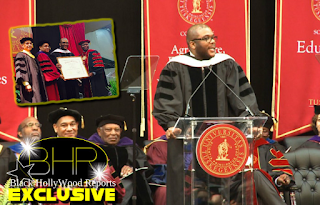 Tyler Perry Gives Touching Speech To Tuskegee Graduates Of 2016