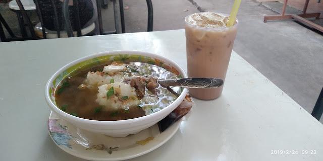 Melayan Selera Di Foodcourt Pasar Awam Samagagah