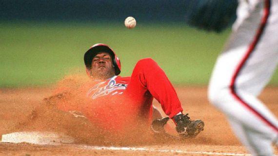 Célebre derrota del equipo nacional cubano, el 1 de diciembre de 1993 en el Hiram Bithorn de Puerto Rico