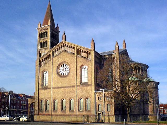 St. Peter-und-Paul.Kirche em Berlim