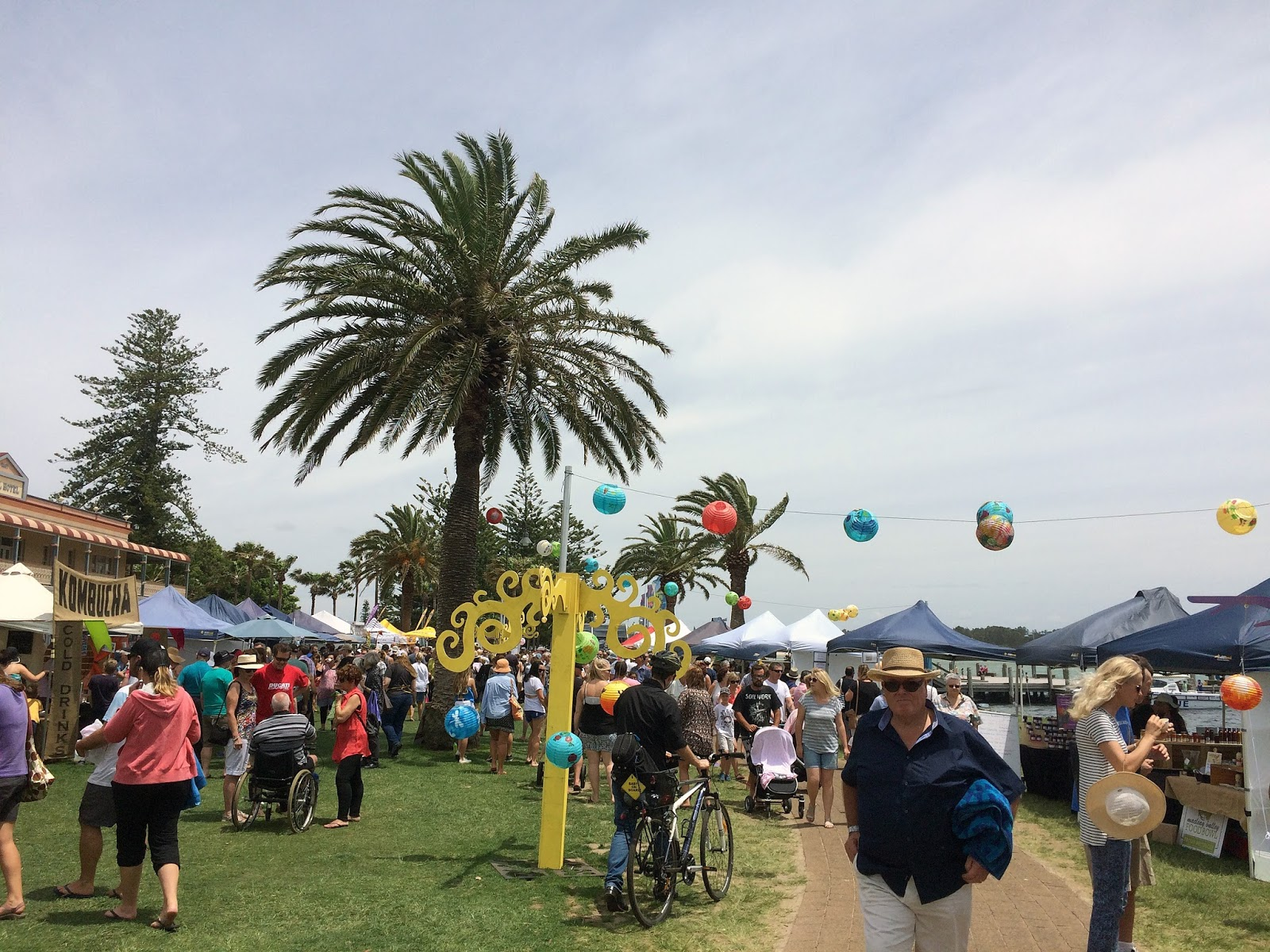 Port Macquarie Tastings on Hastings Festival Day