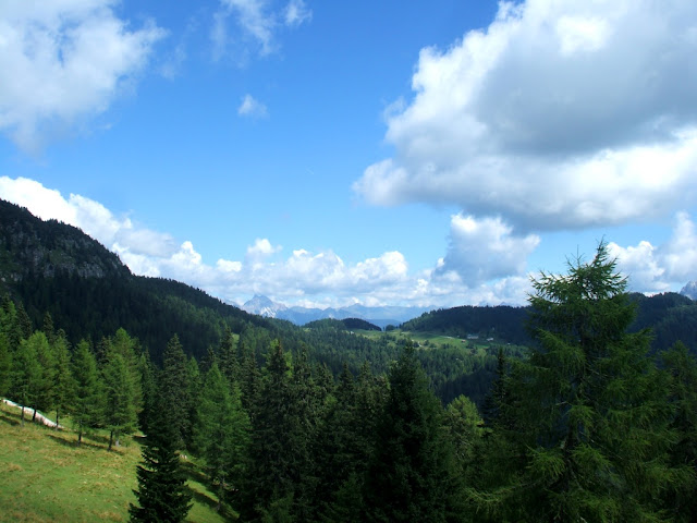 Trekking facili in Cadore