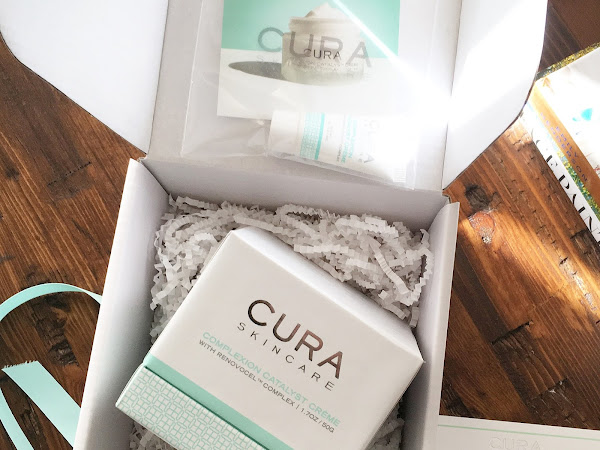 CURA Complexion Catalyst Crème - Reveiw