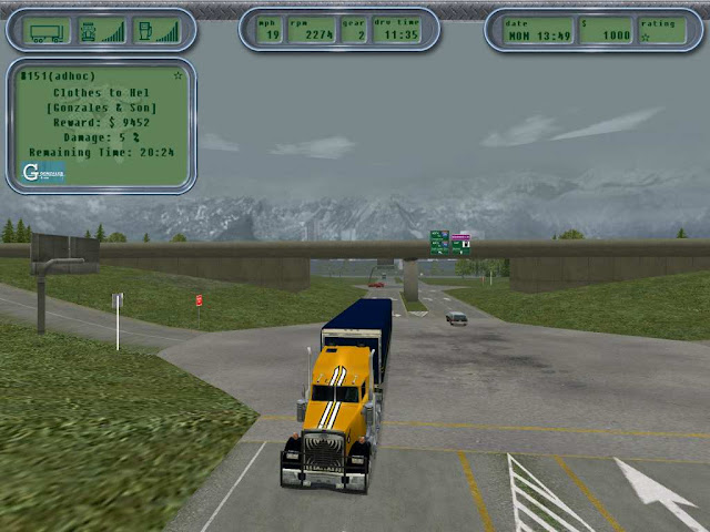 18 Wheels Of Steel Extreme Trucker PC Game Download