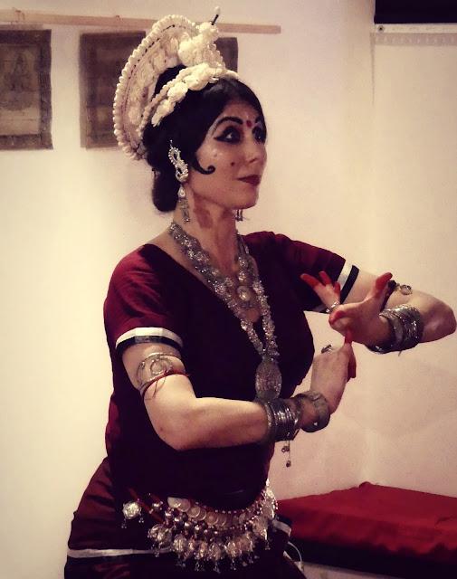 danza yogini hirapur