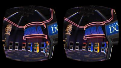 Oculus Arcade VR