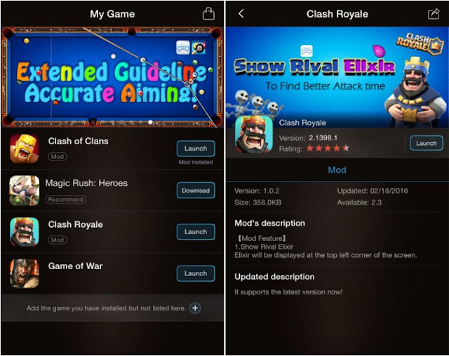 xmodgames ios for iphone