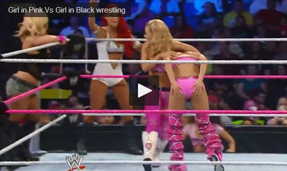 black wrestling video EDT.