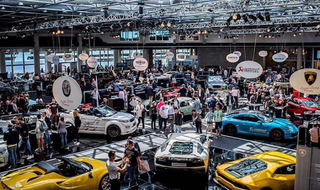 珍しい高級車や高級品が集まる富裕層のためのイベント「トップ・マルケス・モナコ2017」